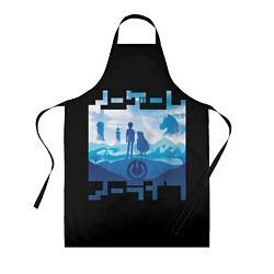 Фартук кулинарный No Game No Life цвета 3D — фото 1