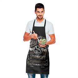 Фартук кулинарный Snake Bite цвета 3D — фото 2