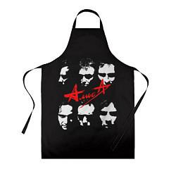 Фартук кулинарный Группа АлисА цвета 3D — фото 1