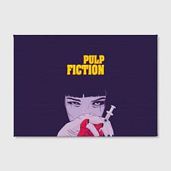 Холст прямоугольный Pulp Fiction: Dope Heart цвета 3D — фото 2