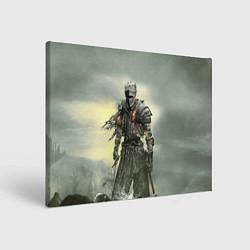 Холст прямоугольный Dark Souls цвета 3D — фото 1