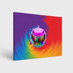 Холст прямоугольный 6IX9INE- GOOBA цвета 3D-принт — фото 1
