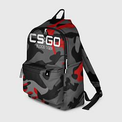 Рюкзак CS:GO Blood Tiger цвета 3D — фото 1