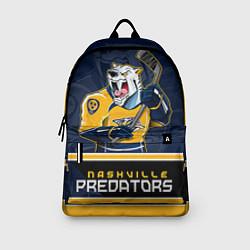 Рюкзак Nashville Predators цвета 3D — фото 2