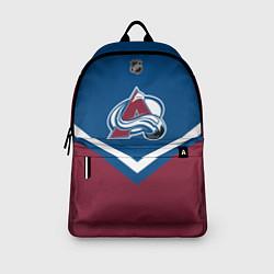 Рюкзак NHL: Colorado Avalanche цвета 3D — фото 2