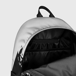 Рюкзак Птичий вихрь цвета 3D — фото 2
