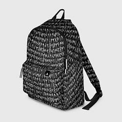 Рюкзак Руны цвета 3D-принт — фото 1