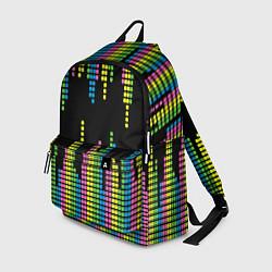 Рюкзак Эквалайзер цвета 3D — фото 1