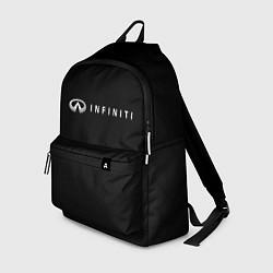 Рюкзак Infiniti цвета 3D-принт — фото 1