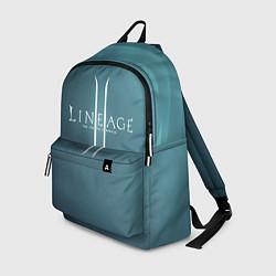 Рюкзак LineAge II цвета 3D-принт — фото 1