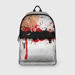 Рюкзак Кровавый рассвет цвета 3D — фото 2