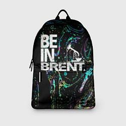 Рюкзак Be in brent цвета 3D-принт — фото 2