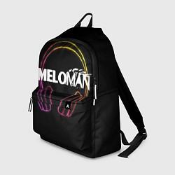 Рюкзак Meloman цвета 3D-принт — фото 1