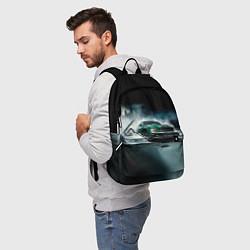 Рюкзак Призрачный Ford Mustang цвета 3D-принт — фото 2
