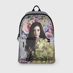 Рюкзак Lorde Floral цвета 3D — фото 2