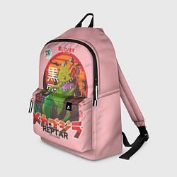 Рюкзак Godzilla Reptar цвета 3D — фото 1