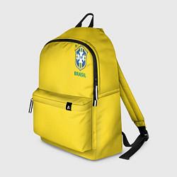Рюкзак Сборная Бразилии цвета 3D — фото 1