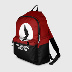 Рюкзак HU Flag: B&R цвета 3D-принт — фото 1