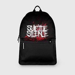 Рюкзак Suicide Silence Blood цвета 3D — фото 2