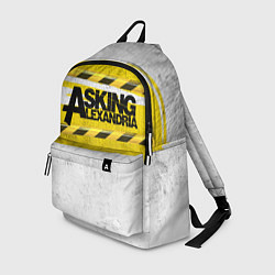 Рюкзак Asking Alexandria: Danger цвета 3D — фото 1