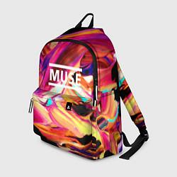 Рюкзак MUSE: Neon Colours цвета 3D — фото 1