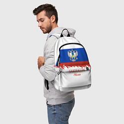 Рюкзак Sakhalin: Russia цвета 3D-принт — фото 2