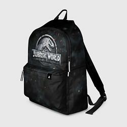 Рюкзак Jurassic World: Smoke & Ash цвета 3D-принт — фото 1