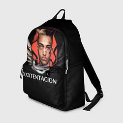 Рюкзак XXXTentacion: Angel & Demon цвета 3D-принт — фото 1