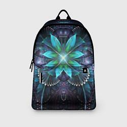 Рюкзак Астральная мандала цвета 3D-принт — фото 2