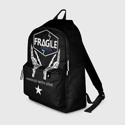 Рюкзак Death Stranding: Fragile Express цвета 3D-принт — фото 1