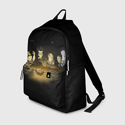 Рюкзак Don't Starve campfire цвета 3D-принт — фото 1