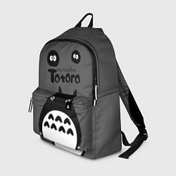 Рюкзак Тоторо рядом цвета 3D — фото 1
