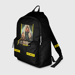 Рюкзак Off White: Sistine Madonna цвета 3D-принт — фото 1