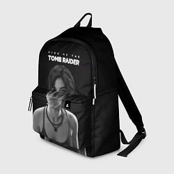 Рюкзак Rise if The Tomb Raider цвета 3D-принт — фото 1