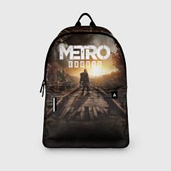 Рюкзак Metro Exodus: Sunset цвета 3D — фото 2