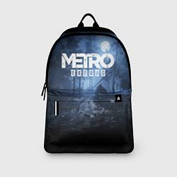 Рюкзак Metro Exodus: Dark Moon цвета 3D — фото 2