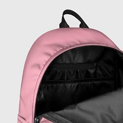 Рюкзак Black Pink цвета 3D-принт — фото 2