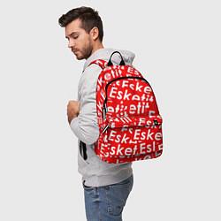 Рюкзак Esketit Pattern цвета 3D — фото 2