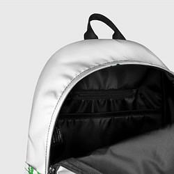 Рюкзак Сибирь - родина смелых цвета 3D-принт — фото 2