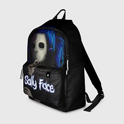 Рюкзак Sally Face: Dark Mask цвета 3D-принт — фото 1