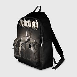 Рюкзак Behemoth Metal цвета 3D-принт — фото 1