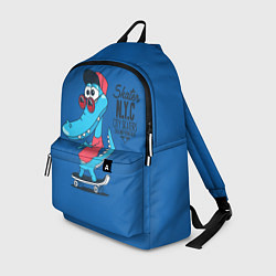 Рюкзак Skate NYC цвета 3D — фото 1