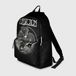 Рюкзак Mastodon: Dark Witch цвета 3D-принт — фото 1