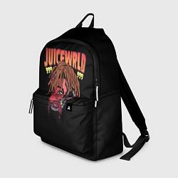Рюкзак Juice WRLD цвета 3D — фото 1