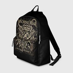 Рюкзак Machine Head цвета 3D — фото 1