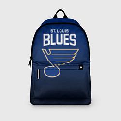 Рюкзак St Louis Blues цвета 3D-принт — фото 2