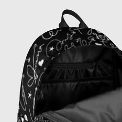 Рюкзак TWICE АВТОГРАФЫ цвета 3D-принт — фото 2