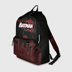 Рюкзак Batman цвета 3D-принт — фото 1