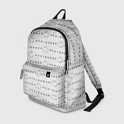 Рюкзак Друзья цвета 3D — фото 1
