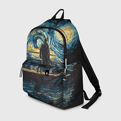 Рюкзак Sherlock цвета 3D-принт — фото 1